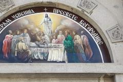 Икона Успење Пресвете Богородице