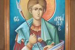 Икона Свети Димитрије