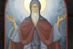 Икона Свети Симеон мироточиви