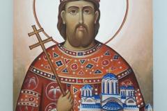 Икона Свети Цар Лазар